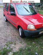 автобазар украины - Продажа 2001 г.в.  Renault Kangoo