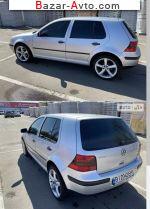 автобазар украины - Продажа 2000 г.в.  Volkswagen Golf 1.4 MT (75 л.с.)