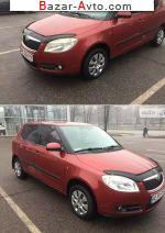автобазар украины - Продажа 2007 г.в.  Skoda Fabia 1.4 MT (86 л.с.)