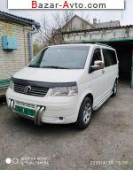 автобазар украины - Продажа 2003 г.в.  Volkswagen Transporter 1.9 TDI LWB L2H3 MT (102 л.с.)