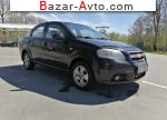 2007 Chevrolet Aveo 1.5 AT (86 л.с.)  автобазар
