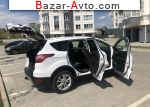 2017 Ford Escape 2.0 EcoBoost AT AWD (249 л.с.)  автобазар
