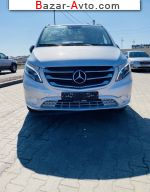 2015 Mercedes Vito 119 BlueTEC AT L1 (190 л.с.)  автобазар