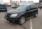 автобазар украины - Продажа 2008 г.в.  Mitsubishi Outlander 2.4 AT 4WD (160 л.с.)