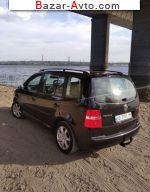 автобазар украины - Продажа 2003 г.в.  Volkswagen Touran