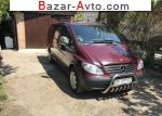 автобазар украины - Продажа 2008 г.в.  Mercedes Vito 109 CDI MT L3H1 (95 л.с.)