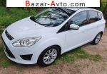 2013 Ford C-max 1.0 EcoBoost MT (100 л.с.)  автобазар