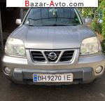 2002 Nissan X-Trail 2.2 DCI MT AWD (114 л.с.)  автобазар