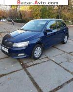 автобазар украины - Продажа 2016 г.в.  Skoda Fabia 1.2 TSI MT (90 л.с.)