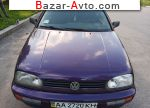 1996 Volkswagen Golf 1.4 5MT (60 л.с.)  автобазар