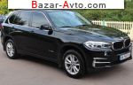 2015 BMW X5 xDrive25d Steptronic (218 л.с.)  автобазар