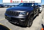 2016 Jeep Grand Cherokee 3.0 AT AWD (238 л.с.)  автобазар