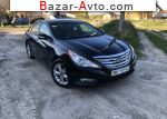 Hyundai Sonata 2.4 AT (201 л.с.) 2013, 10499 $