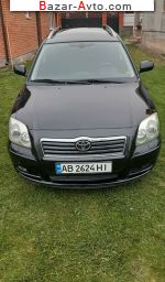 2006 Toyota Avensis   автобазар