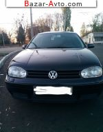 2000 Volkswagen Golf   автобазар