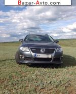 Volkswagen Passat 1.6 TDI BlueMotion MT (105 л.с.) 2010, 11500 $