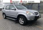 Honda CR-V 2.0 AT 4WD (158 л.с.) 2003, 6800 $