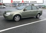 Chevrolet Lacetti 1.8 AT (122 л.с.) 2007, 5600 $