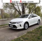 2015 Toyota Camry   автобазар