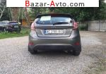 2014 Ford Fiesta 1.6 Ti-VCT MT (105 л.с.)  автобазар