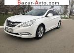 Hyundai Sonata 2.4 AT (201 л.с.) 2010, 10500 $