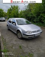 Volkswagen Golf 1.4 MT (75 л.с.) 2001, 4700 $
