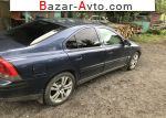 2001 Volvo S60   автобазар