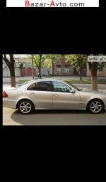 автобазар украины - Продажа 2006 г.в.  Mercedes E E 220 CDI AT (170 л.с.)