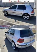 Volkswagen Golf 1.4 MT (75 л.с.) 2000, 5200 $