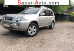 Nissan X-Trail 2.5 AT AWD (165 л.с.) 2006, 9400 $