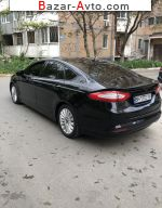 Ford Fusion  2016, 14000 $