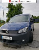 Volkswagen Caddy  2011, 9500 $