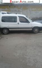 автобазар украины - Продажа 1999 г.в.  Peugeot Partner 1.9 D MT (70 л.с.)