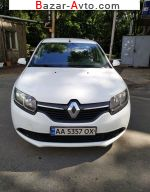 автобазар украины - Продажа 2015 г.в.  Renault Logan