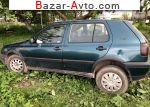 автобазар украины - Продажа 1994 г.в.  Volkswagen Golf 1.9 TD MT (75 л.с.)