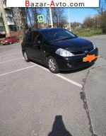 автобазар украины - Продажа 2008 г.в.  Nissan Tiida 1.6 AT (110 л.с.)