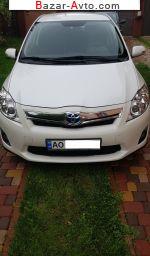автобазар украины - Продажа 2011 г.в.  Toyota Auris
