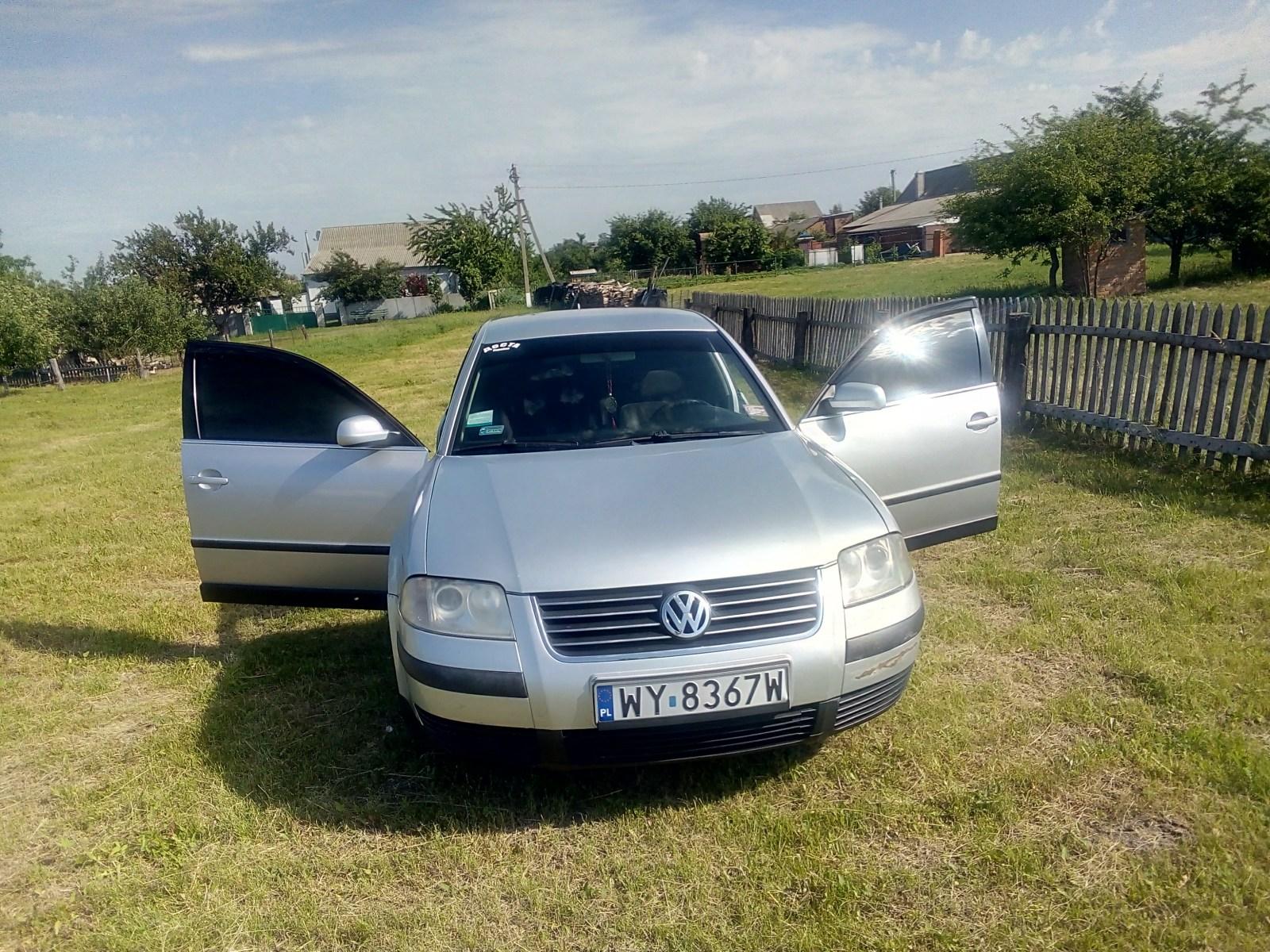 автобазар украины - Продажа 2002 г.в.  Volkswagen Passat