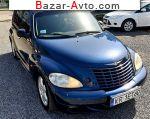 автобазар украины - Продажа 2001 г.в.  Chrysler PT Cruiser 2.0 MT (141 л.с.)
