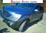 автобазар украины - Продажа 2003 г.в.  KIA Sorento 2.5 CRDi AWD MT (140 л.с.)