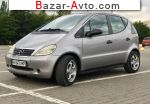 автобазар украины - Продажа 1998 г.в.  Mercedes A A 160 MT (102 л.с.)