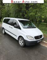 автобазар украины - Продажа 2007 г.в.  Mercedes Vito 109 CDI MT L1H1 (95 л.с.)