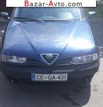 автобазар украины - Продажа 2000 г.в.  Alfa Romeo 146