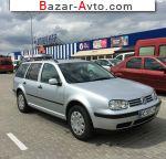 автобазар украины - Продажа 2002 г.в.  Volkswagen Golf 1.6 MT (105 л.с.)