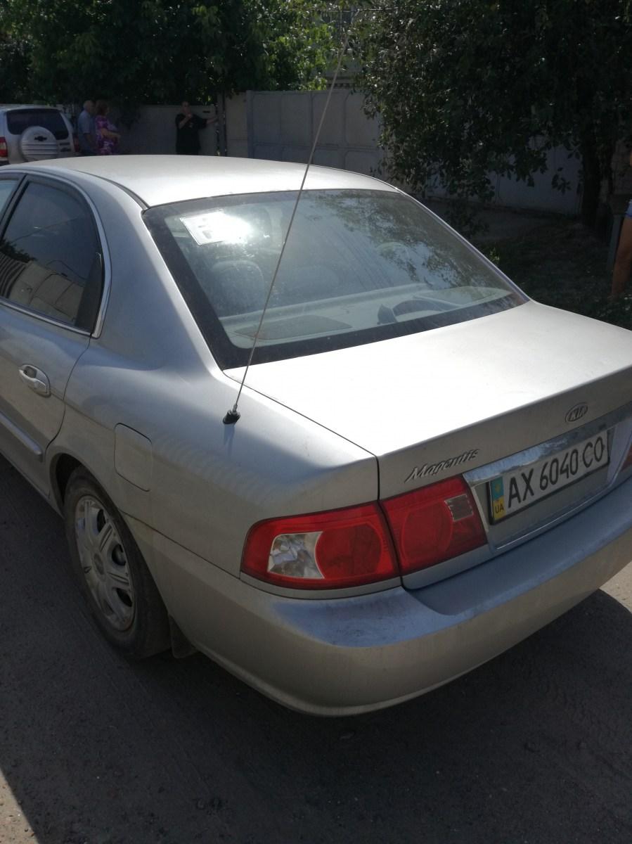 автобазар украины - Продажа 2006 г.в.  KIA Magentis