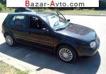 автобазар украины - Продажа 1999 г.в.  Volkswagen Golf 1.9 TDI AT (110 л.с.)