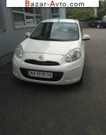 автобазар украины - Продажа 2013 г.в.  Nissan Micra 1.2 AT (80 л.с.)