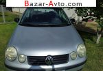 автобазар украины - Продажа 2004 г.в.  Volkswagen Polo 1.4 16V MT (75 л.с.)