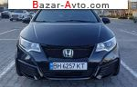 2015 Honda Civic 1.8 AT (142 л.с.)  автобазар
