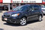 2015 Subaru Forester 2.5i S AWD (171 л.с.)  автобазар